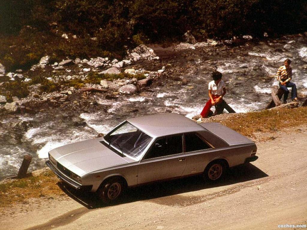 Foto 2 de Fiat 130 1971