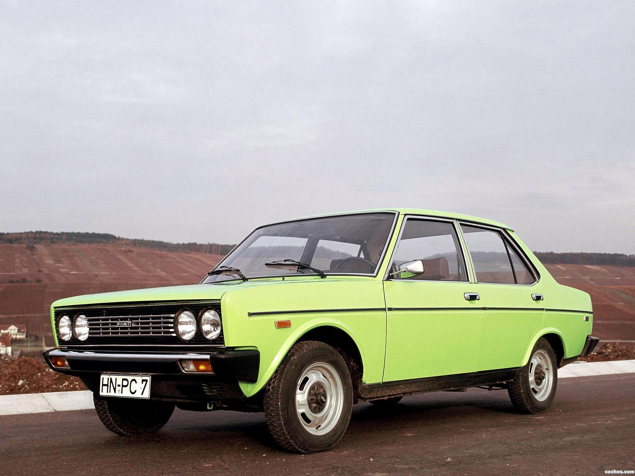 Foto 0 de Fiat 131 Mirafiori Special 1974