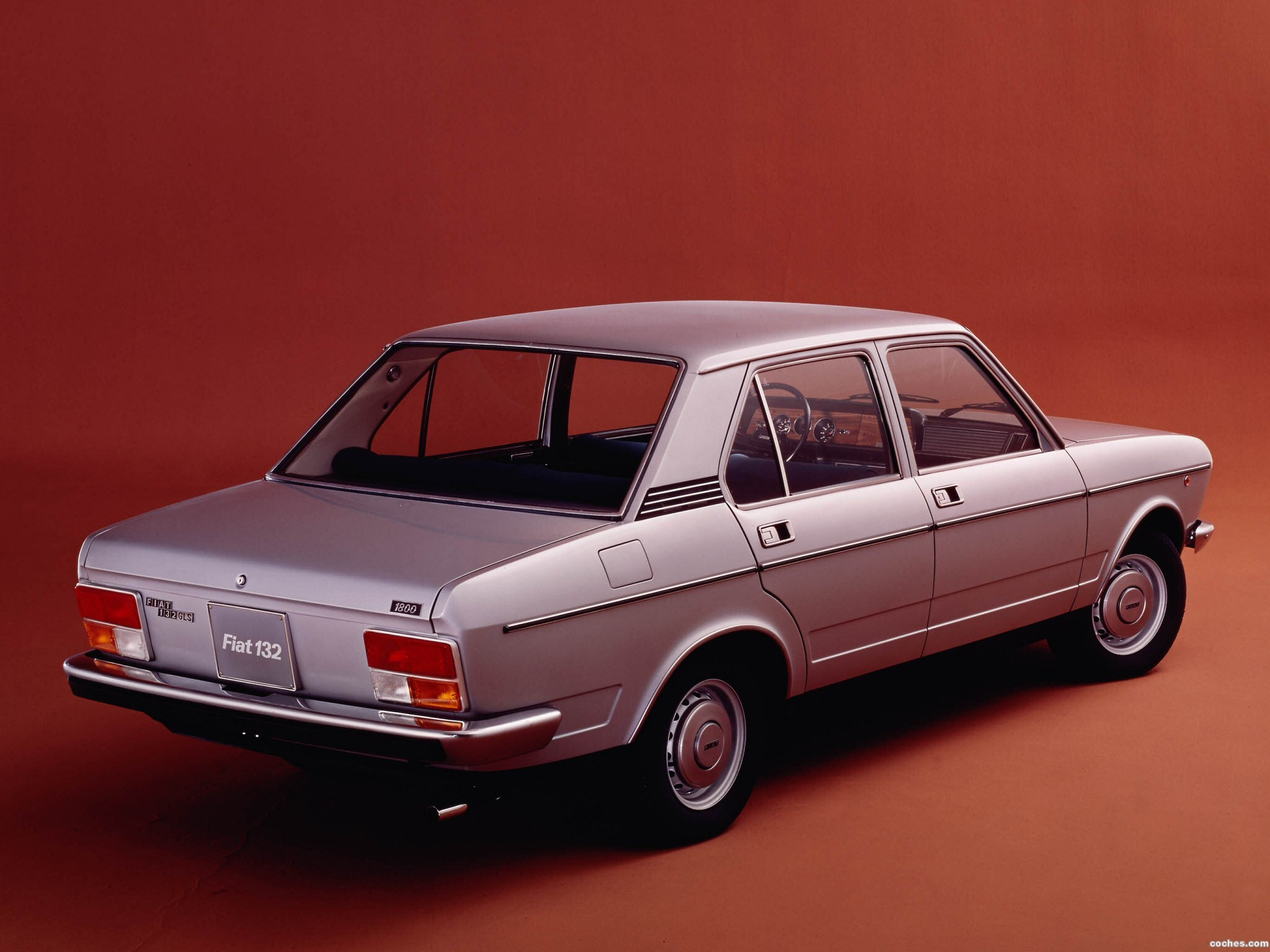 Foto 2 de Fiat 132 1974