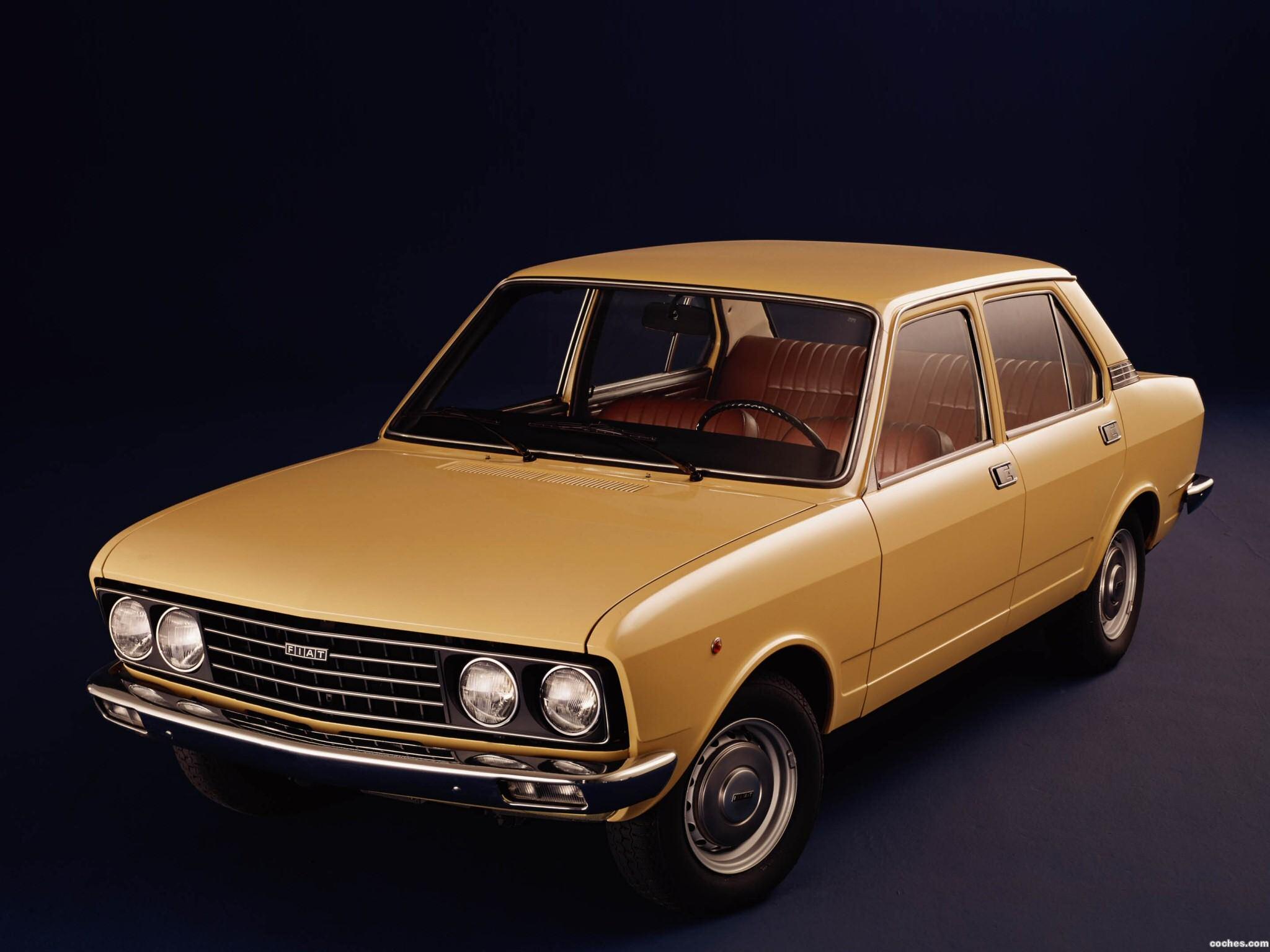Foto 0 de Fiat 132 1974