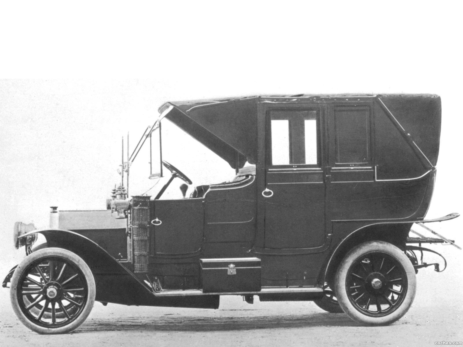Foto 0 de Fiat 15-25 HP Brevetti Tipo 2 1908