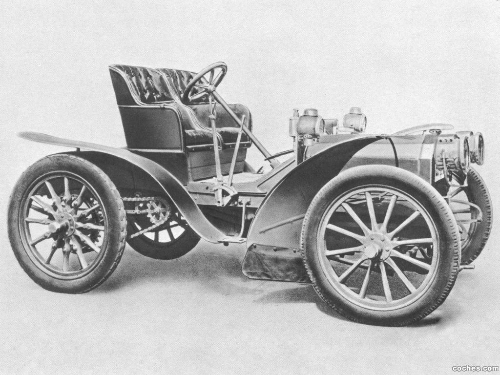 Foto 0 de Fiat 24 HP Corsa 1902