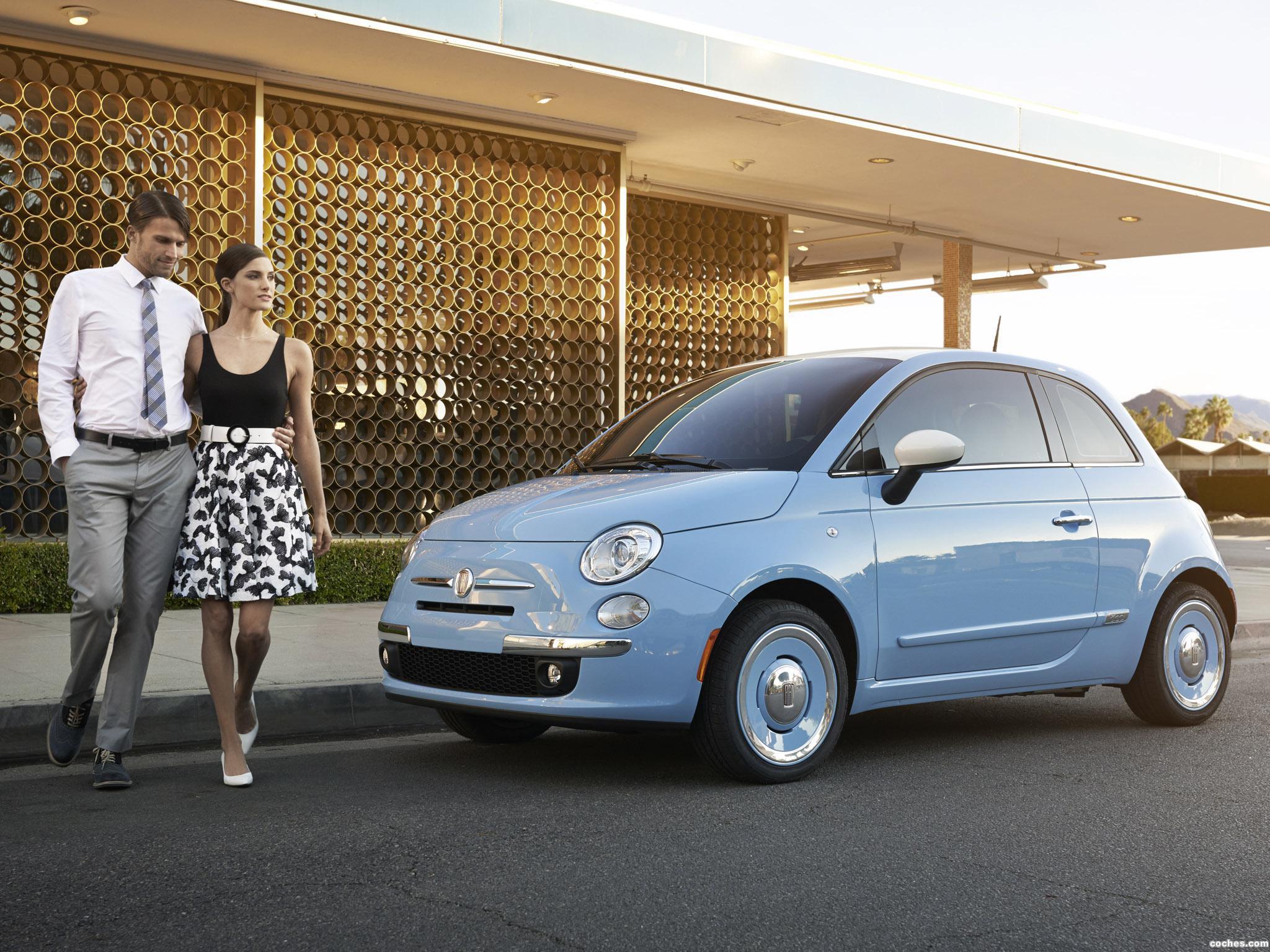Foto 0 de Fiat 500 1957 Edition 2014