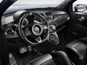 Ver foto 4 de Abarth 500 Abarth 695 Fuori Serie 2012
