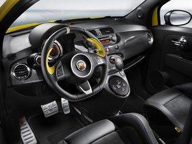 Ver foto 4 de Abarth 695 Tributo Ferrari 2011