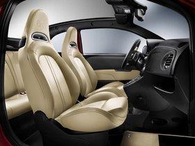 Ver foto 3 de Abarth 500 Abarth 695 Tributo Maserati 2012