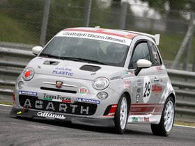 Ver foto 28 de Abarth 500 Assetto Corse 2008