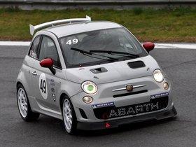 Ver foto 25 de Abarth 500 Assetto Corse 2008