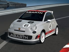 Fotos de Abarth 500 Assetto Corse 2008