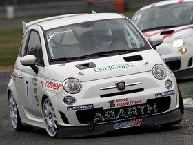 Ver foto 7 de Abarth 500 Assetto Corse 2008