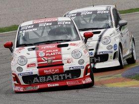 Ver foto 34 de Abarth 500 Assetto Corse 2008