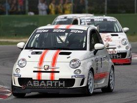 Ver foto 33 de Abarth 500 Assetto Corse 2008