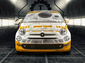 Fotos de Fiat 500 BB-8 2015