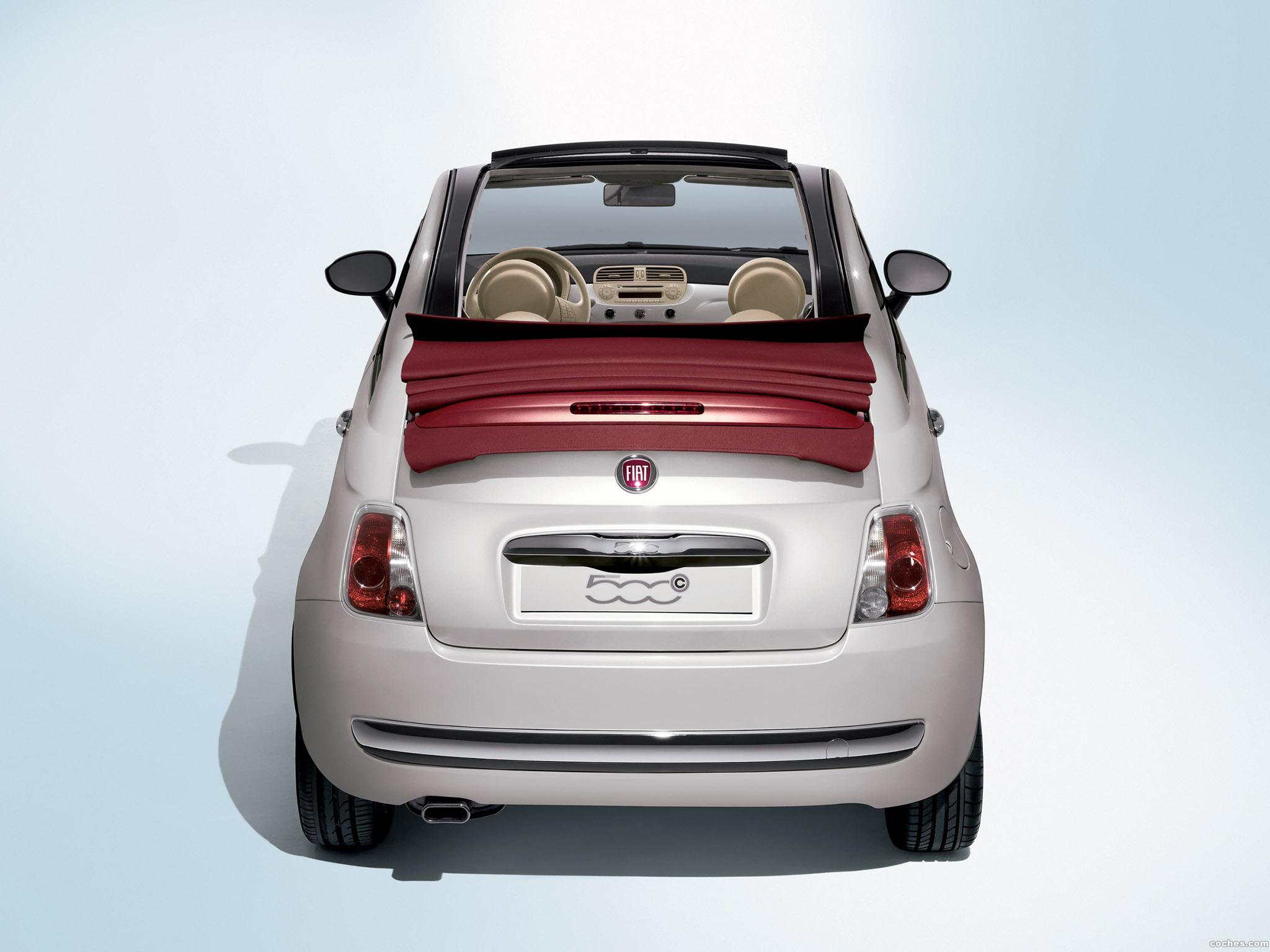 Foto 67 de Fiat 500C 2009