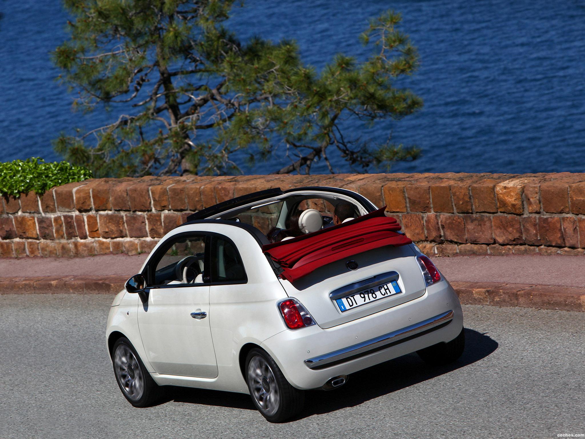 Foto 58 de Fiat 500C 2009