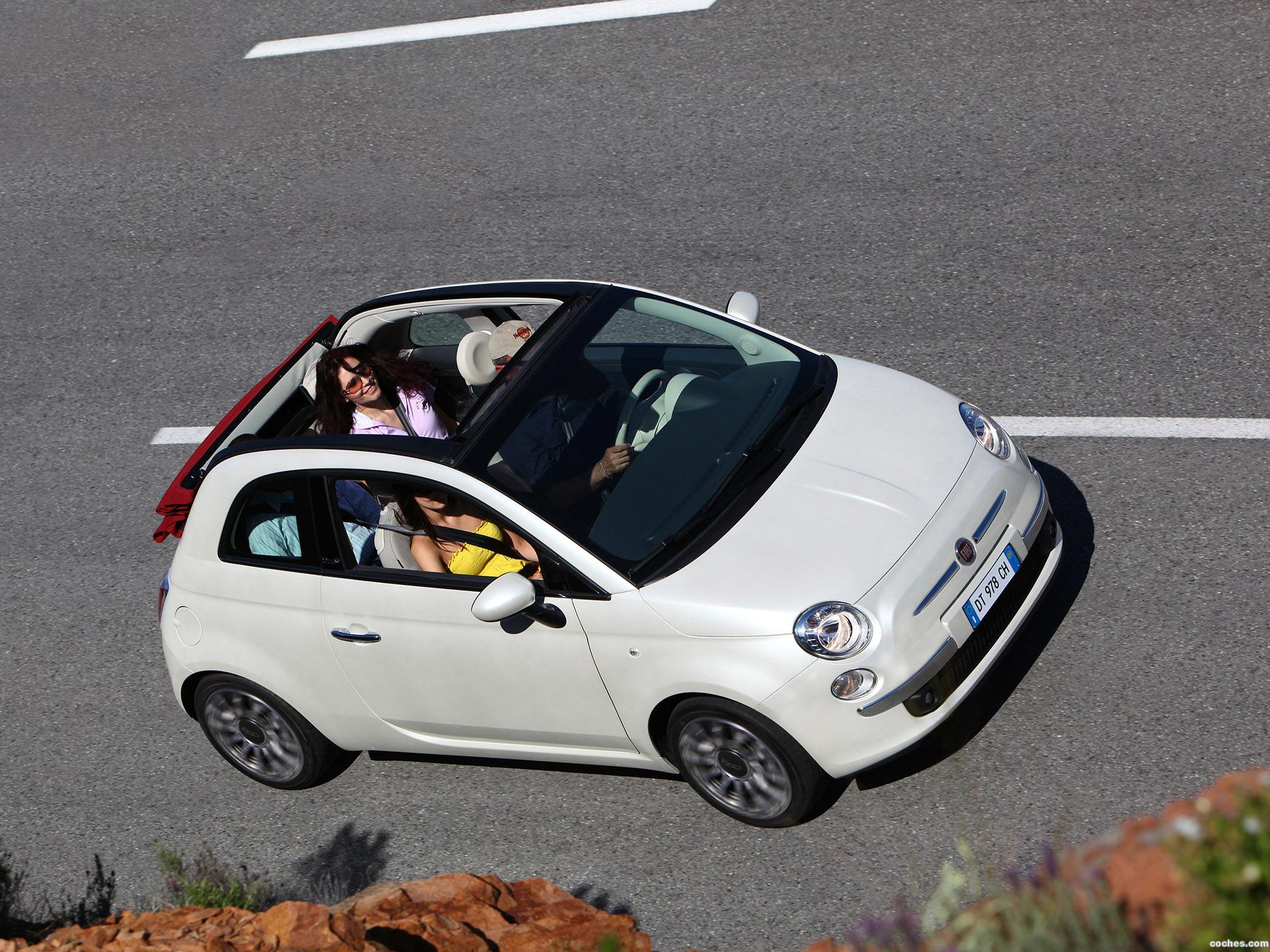 Foto 57 de Fiat 500C 2009