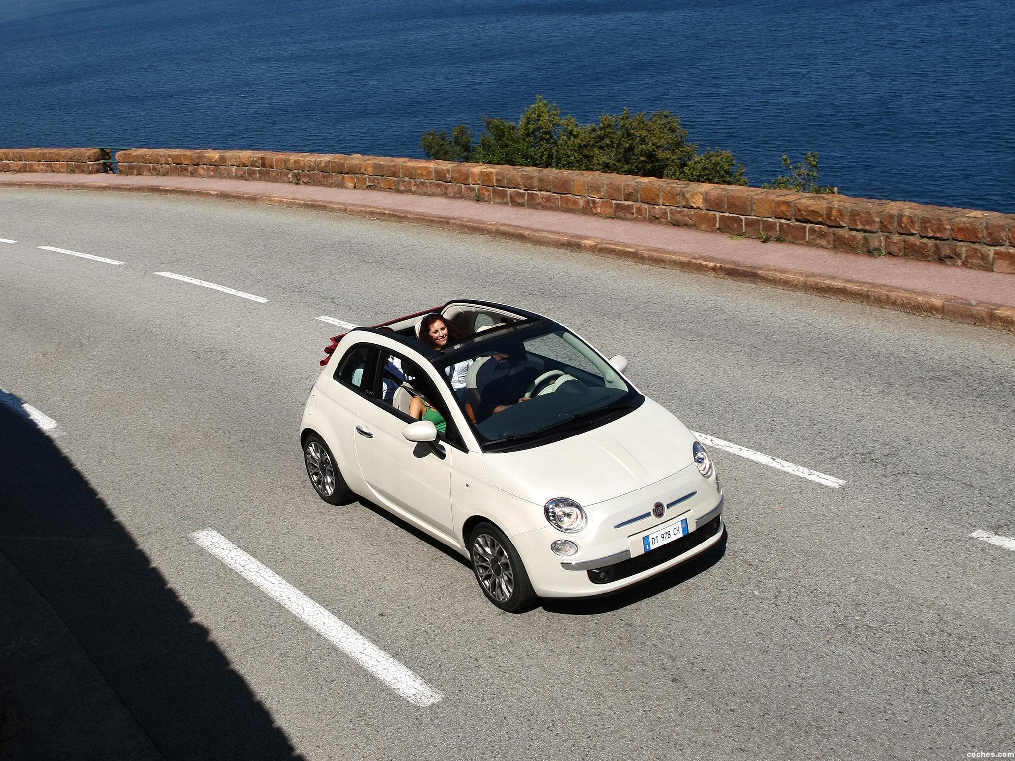 Foto 49 de Fiat 500C 2009