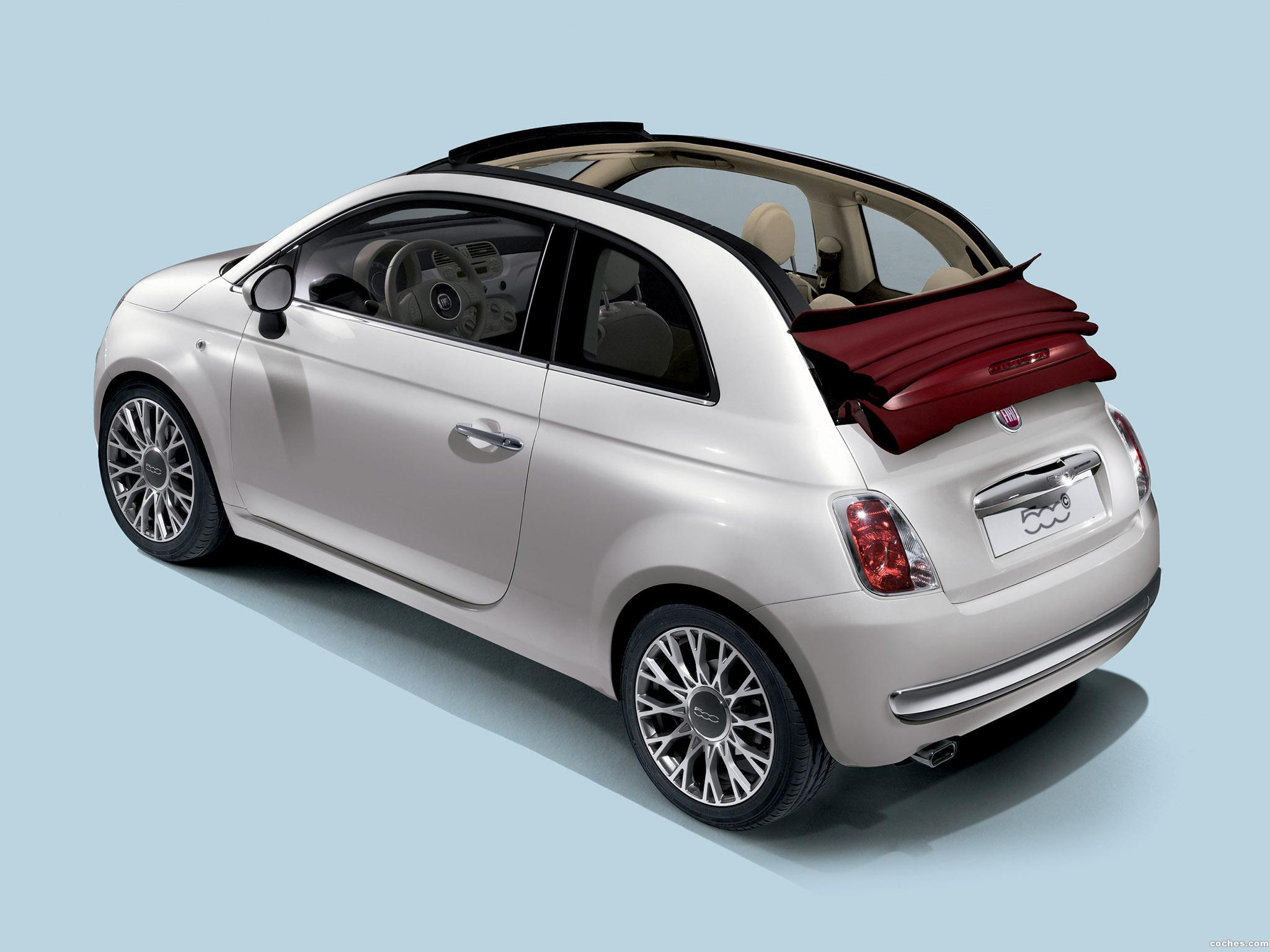 Foto 66 de Fiat 500C 2009