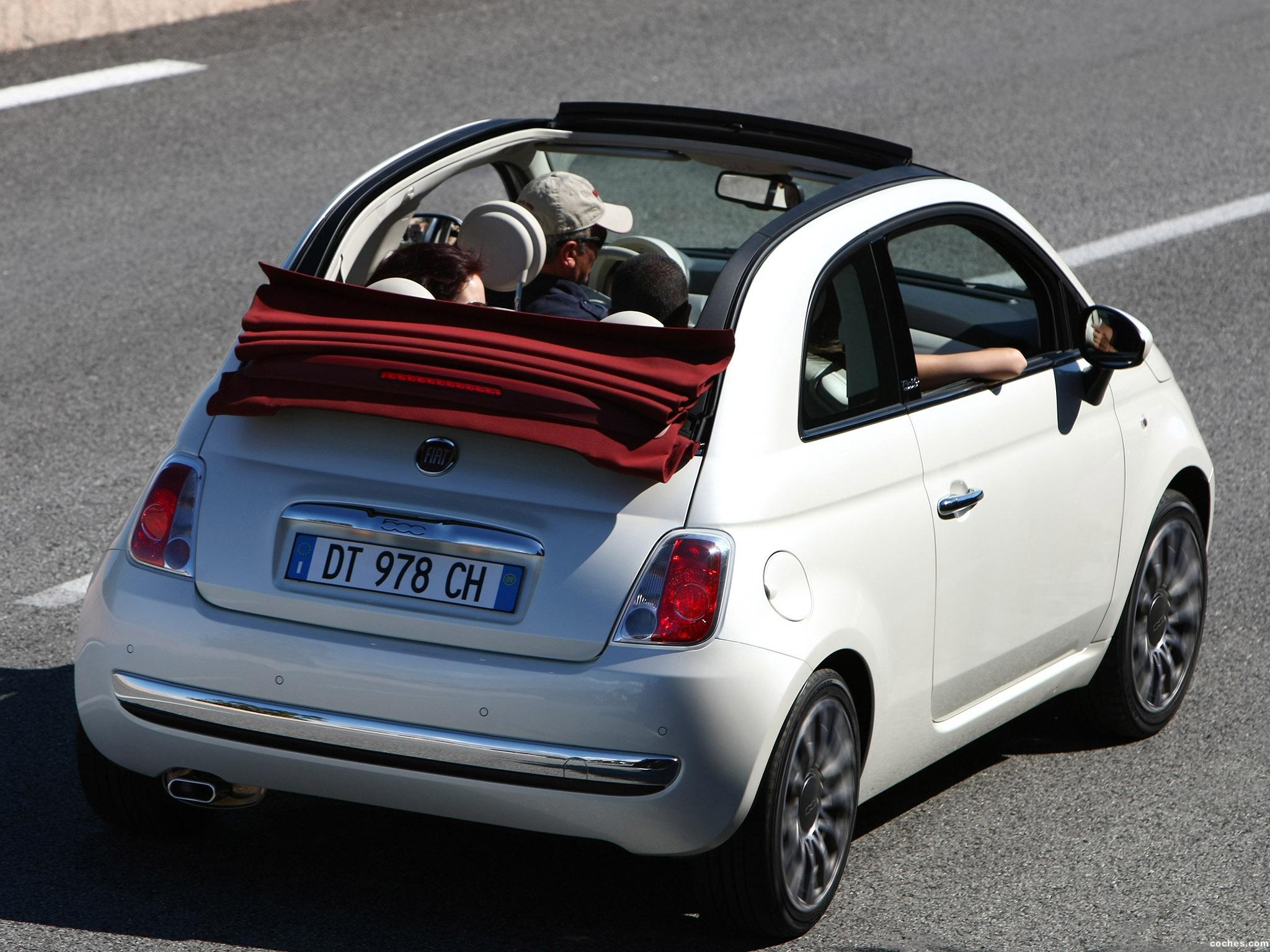 Foto 48 de Fiat 500C 2009