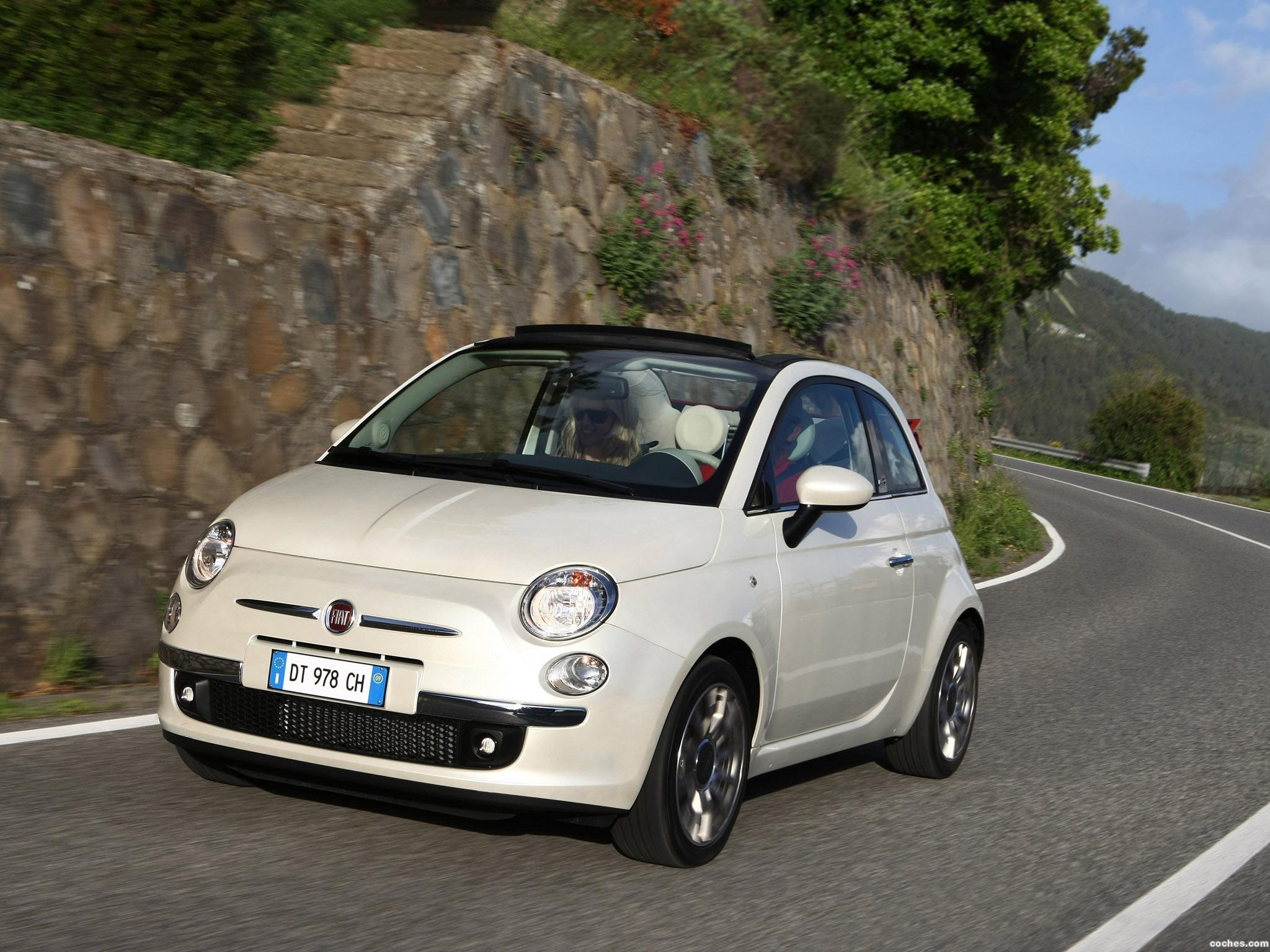 Foto 46 de Fiat 500C 2009