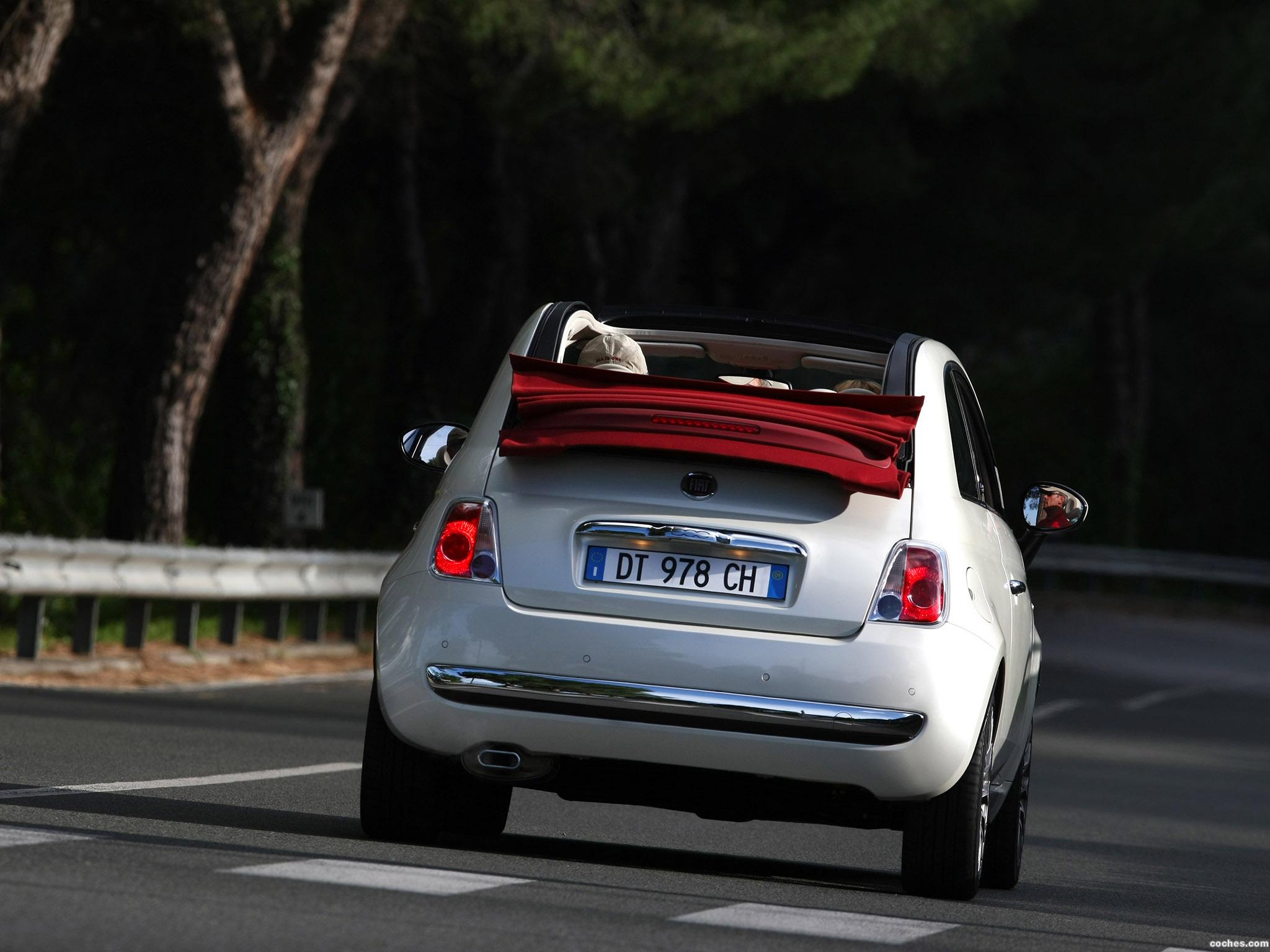 Foto 45 de Fiat 500C 2009