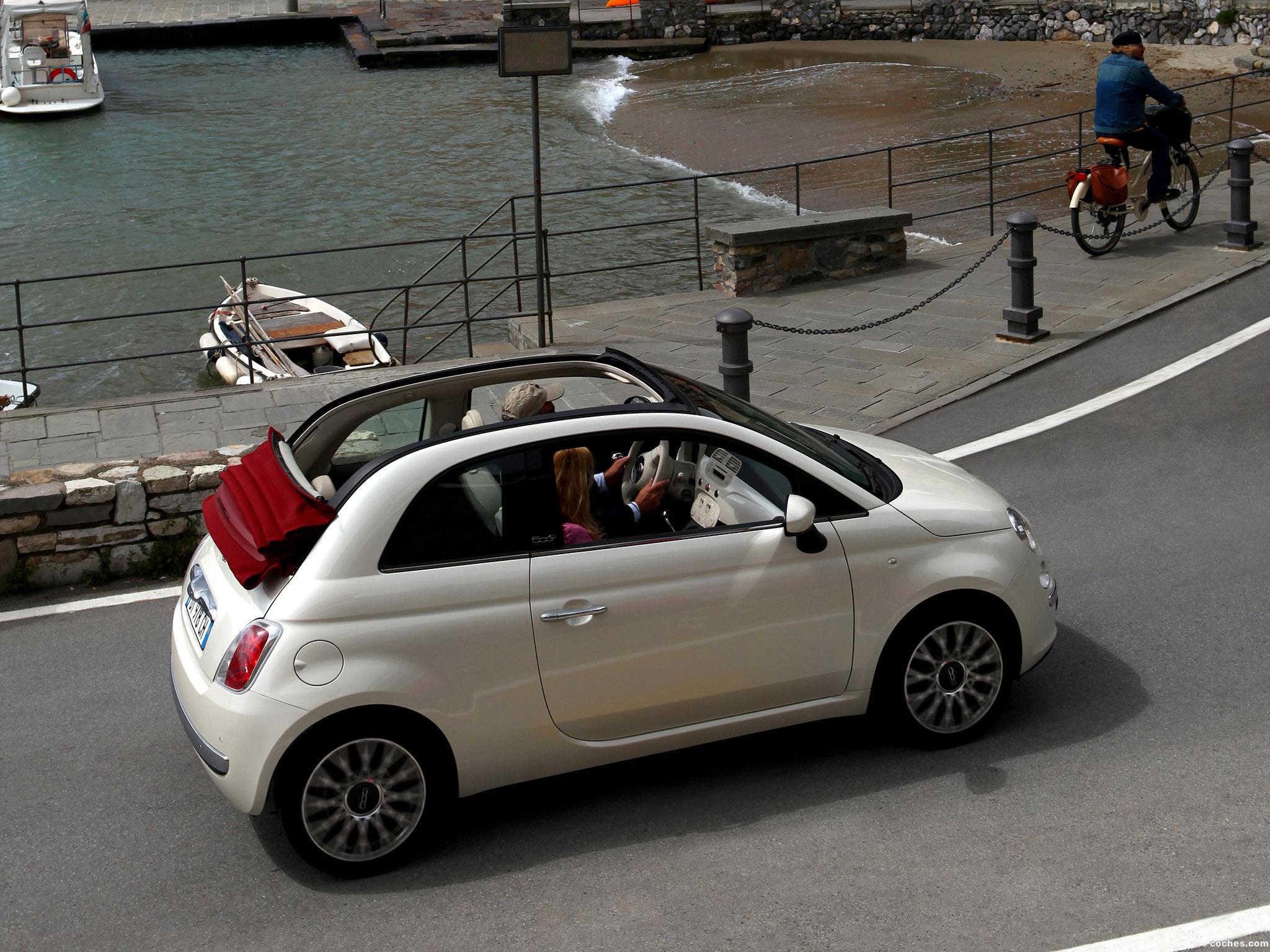 Foto 43 de Fiat 500C 2009