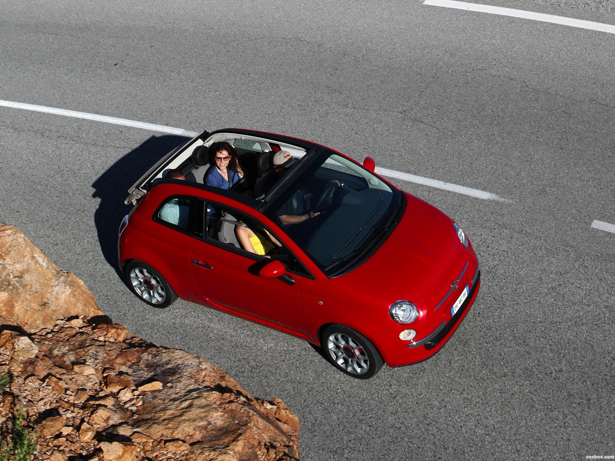 Foto 42 de Fiat 500C 2009