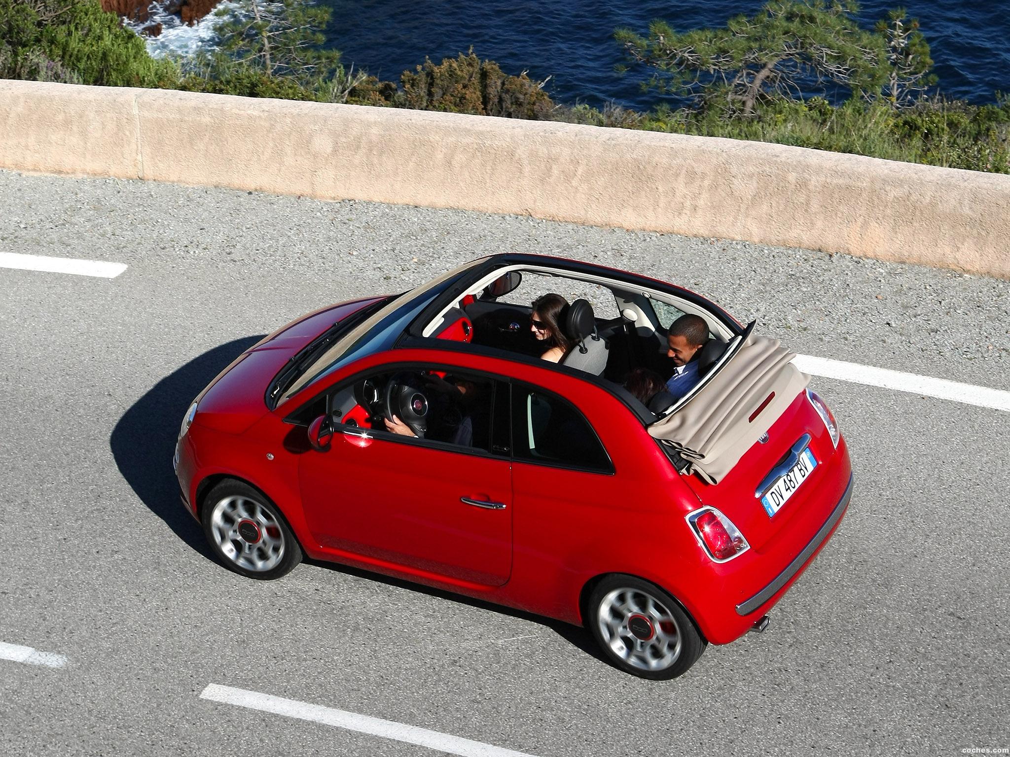 Foto 41 de Fiat 500C 2009
