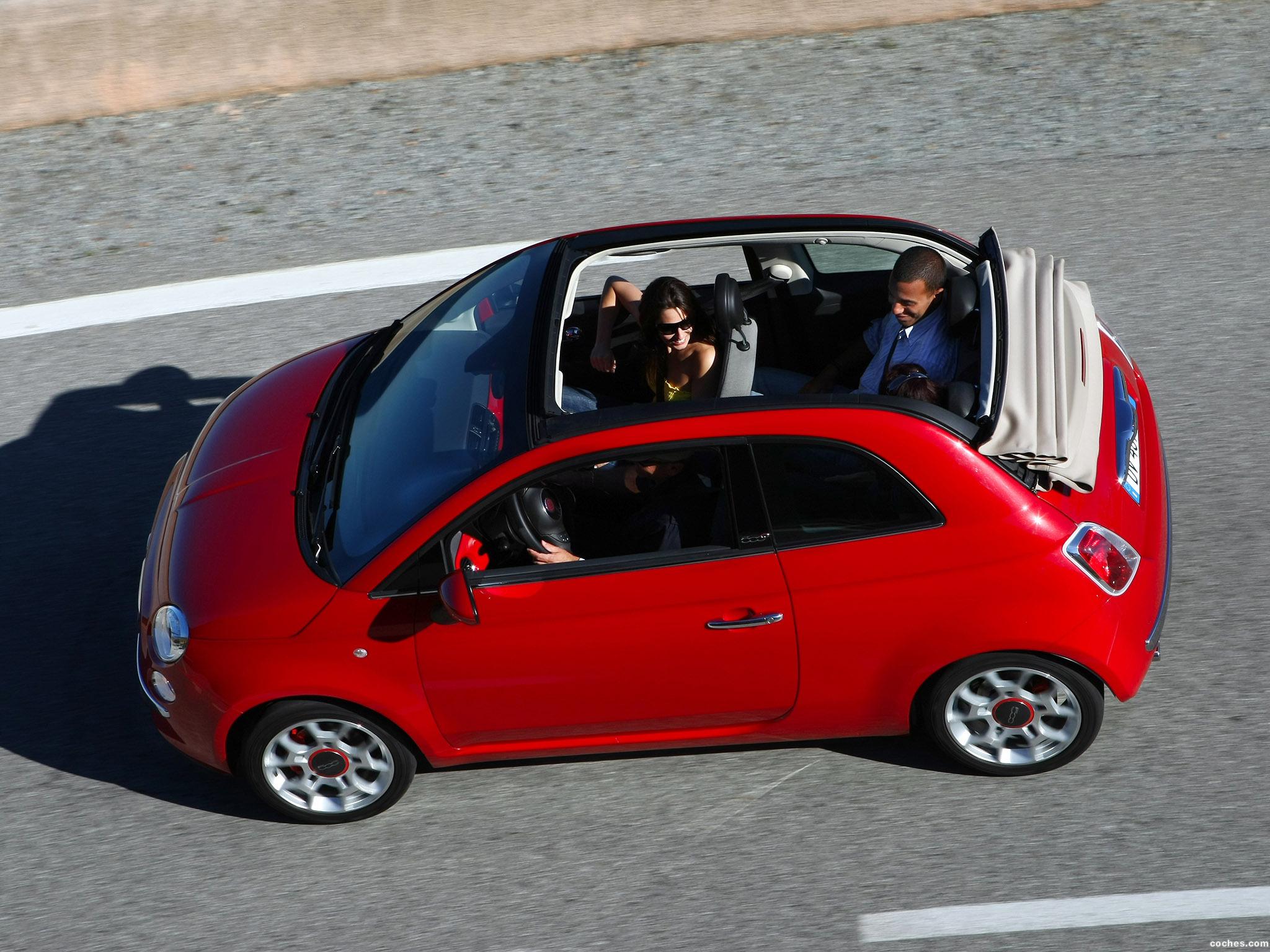 Foto 39 de Fiat 500C 2009