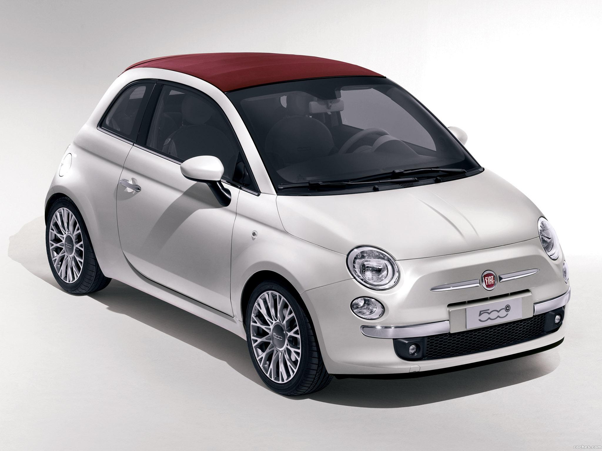 Foto 65 de Fiat 500C 2009