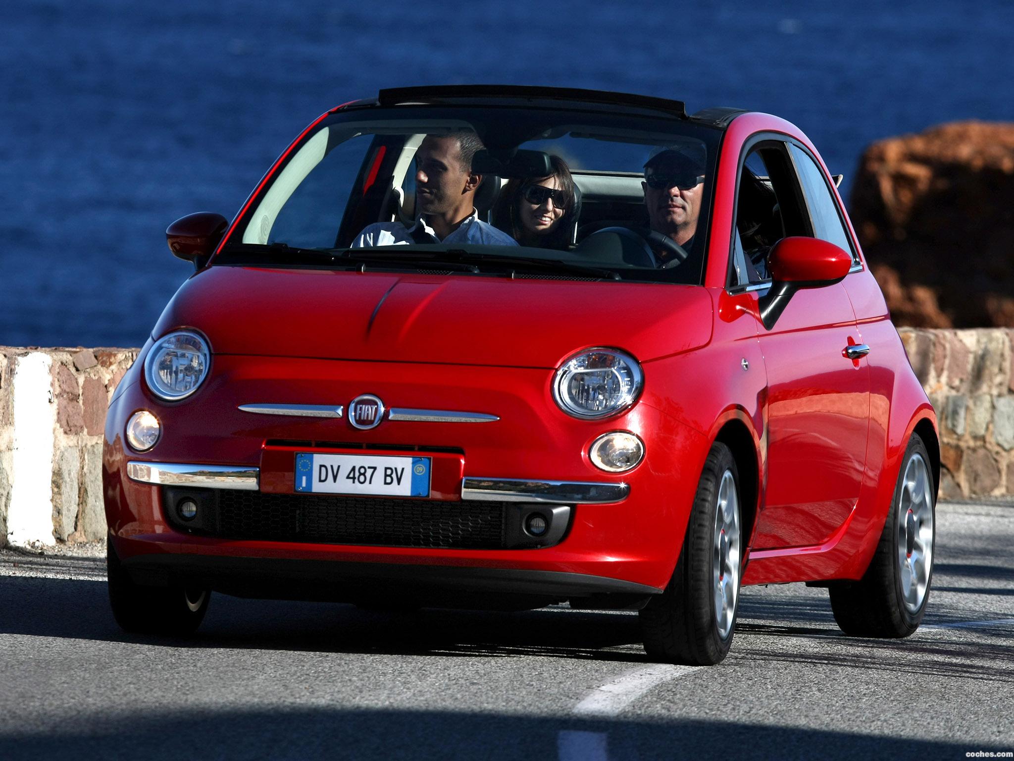 Foto 38 de Fiat 500C 2009