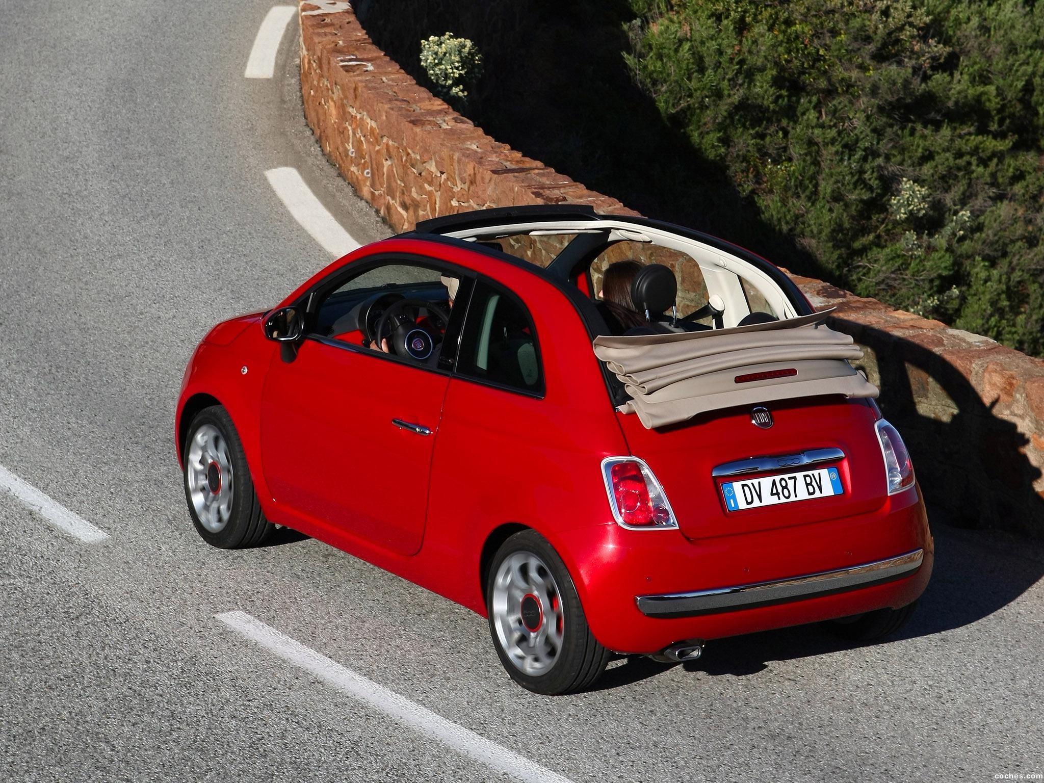 Foto 37 de Fiat 500C 2009