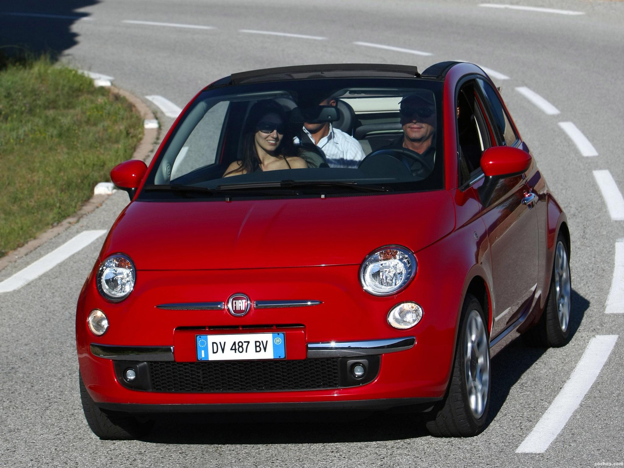 Foto 36 de Fiat 500C 2009