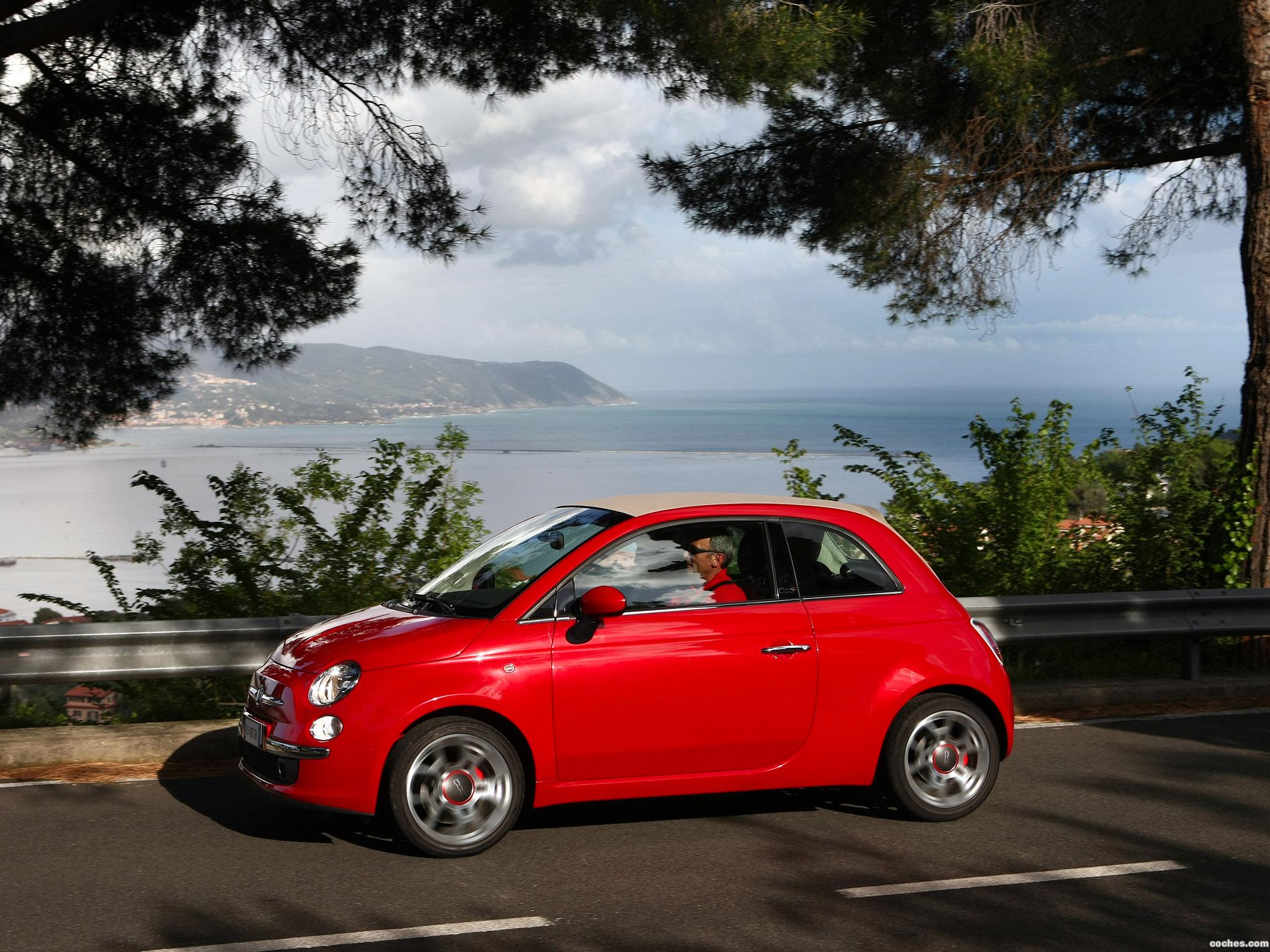 Foto 30 de Fiat 500C 2009