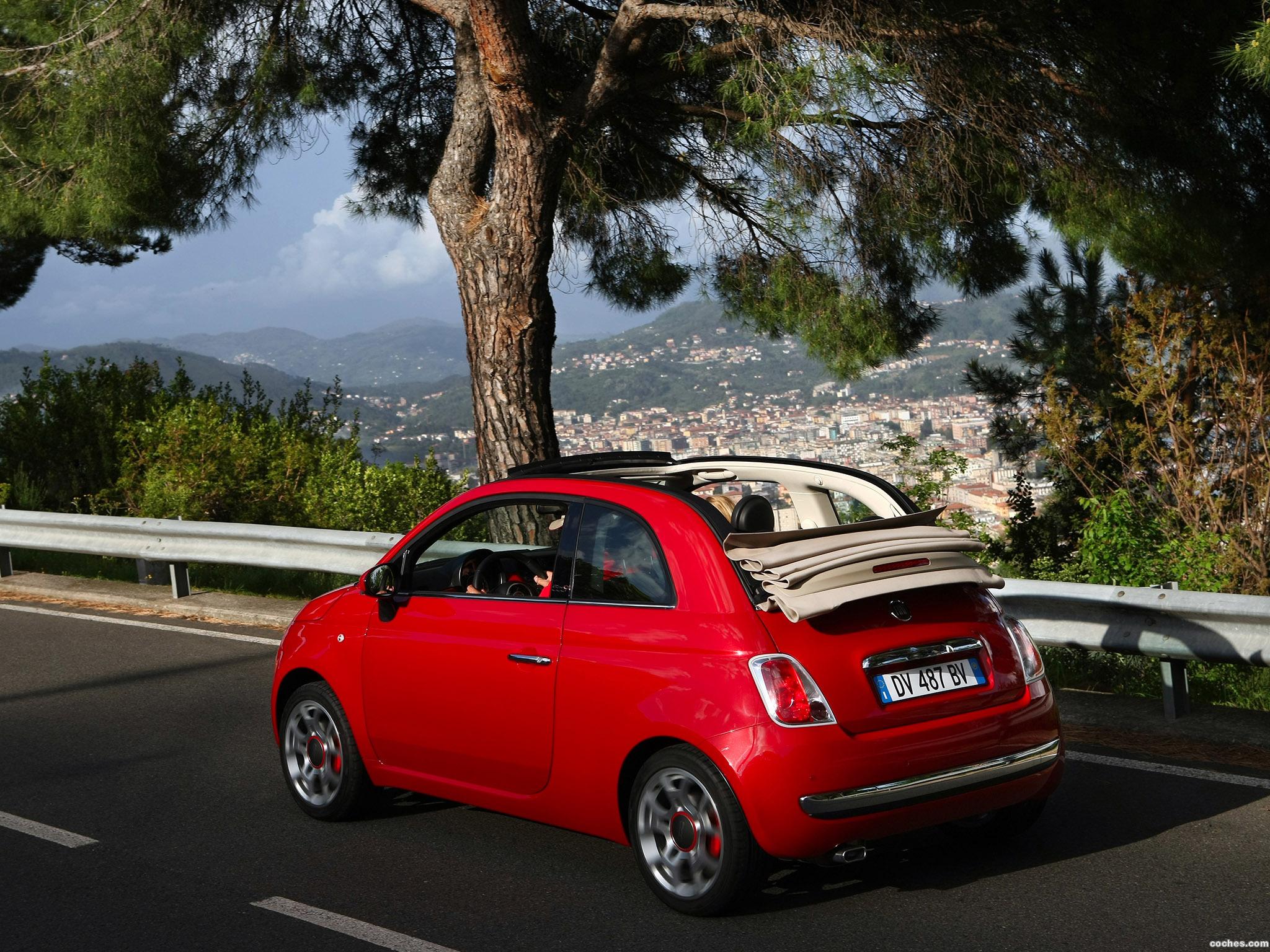 Foto 29 de Fiat 500C 2009