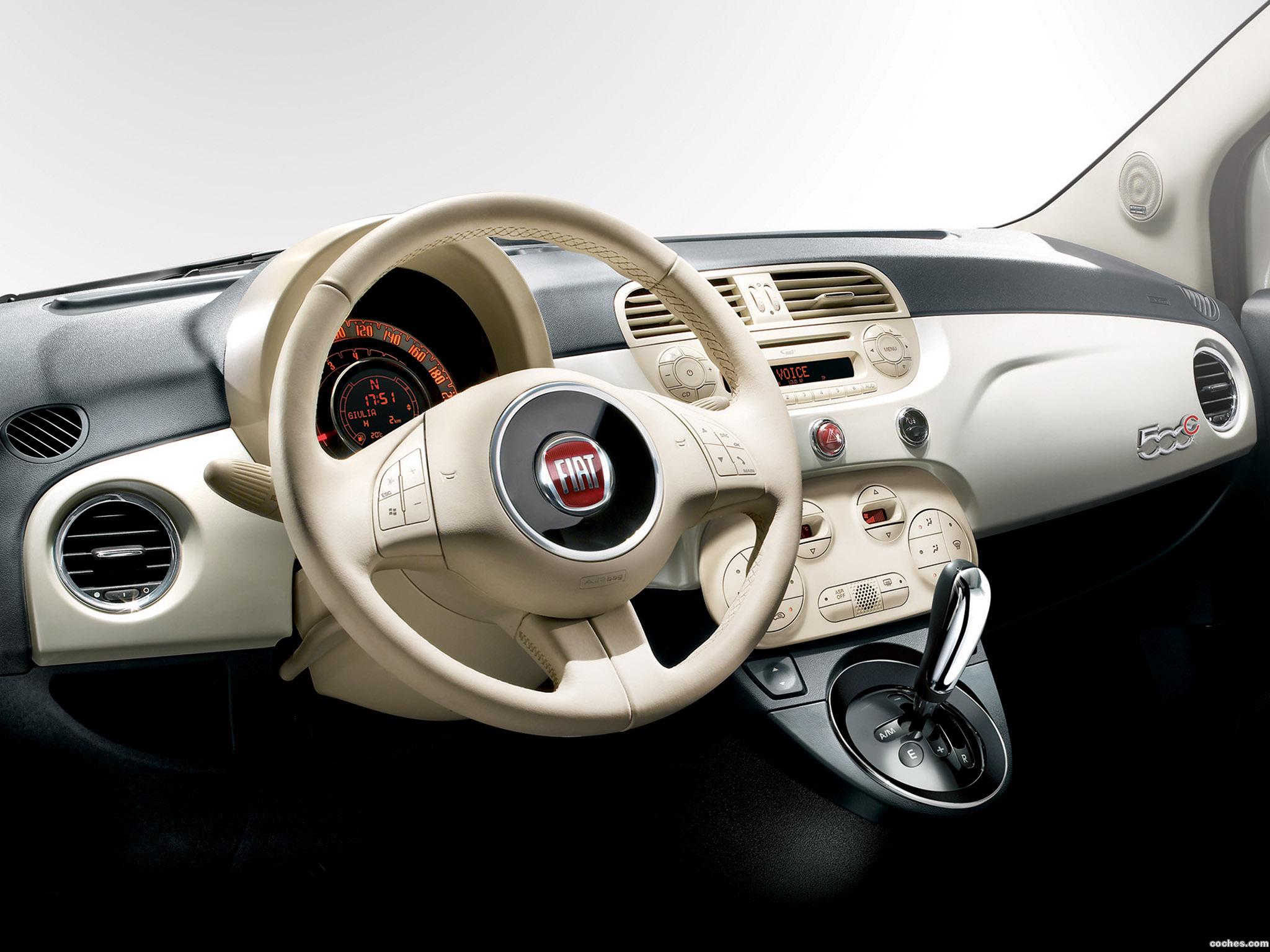 Foto 64 de Fiat 500C 2009