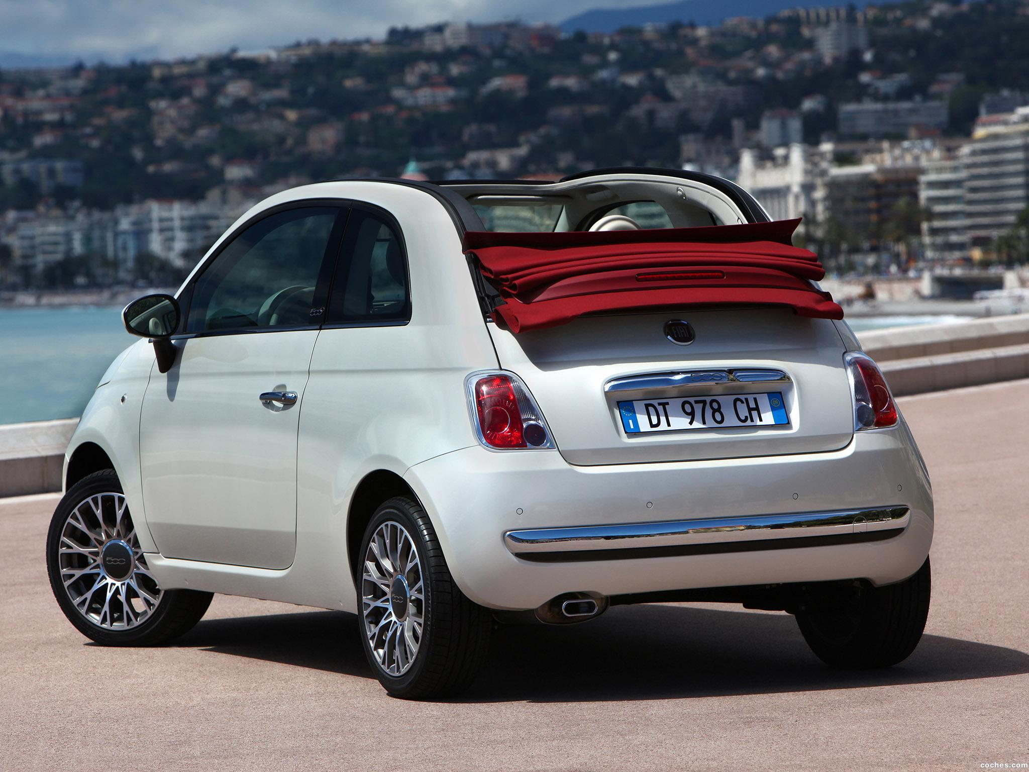 Foto 27 de Fiat 500C 2009