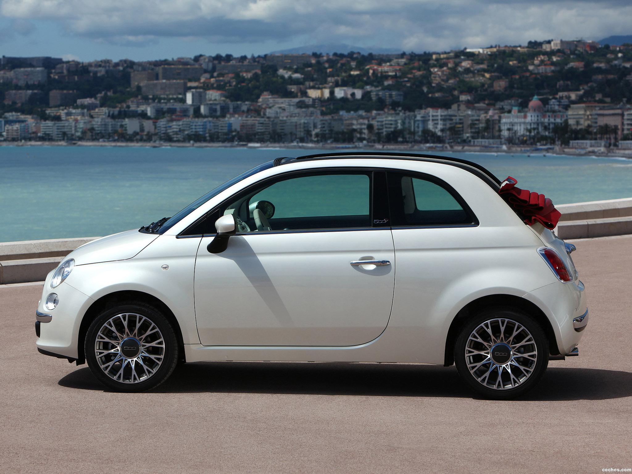 Foto 26 de Fiat 500C 2009