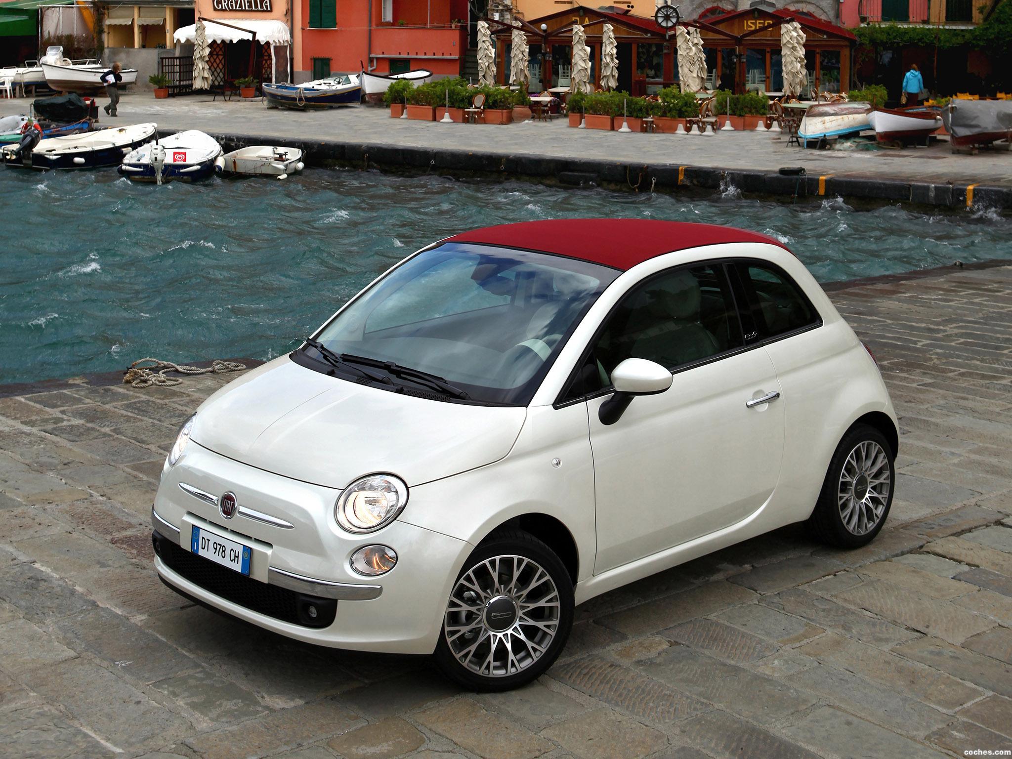 Foto 24 de Fiat 500C 2009