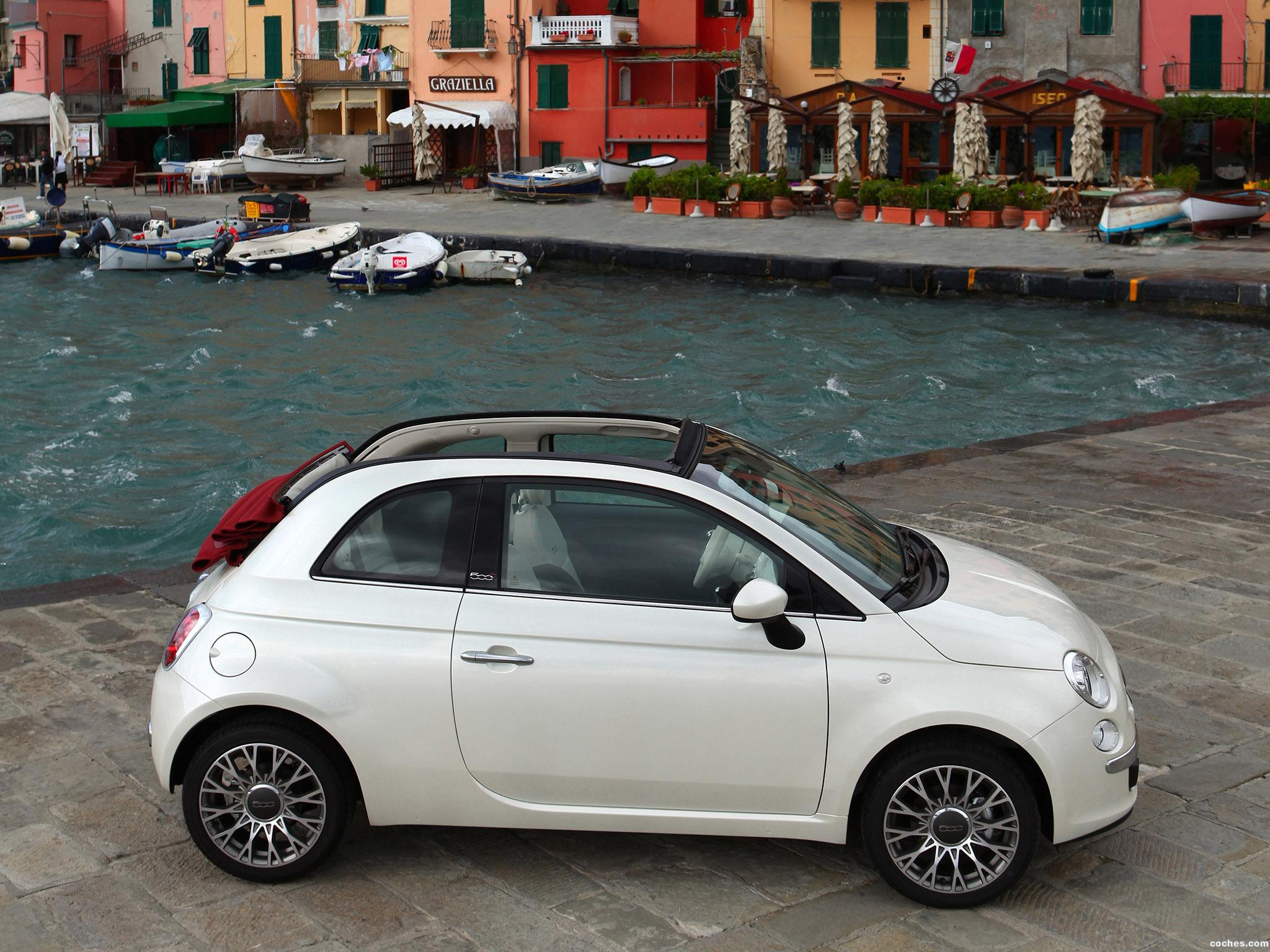 Foto 20 de Fiat 500C 2009