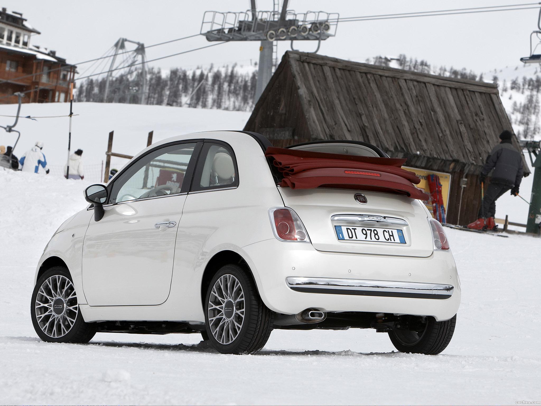Foto 19 de Fiat 500C 2009