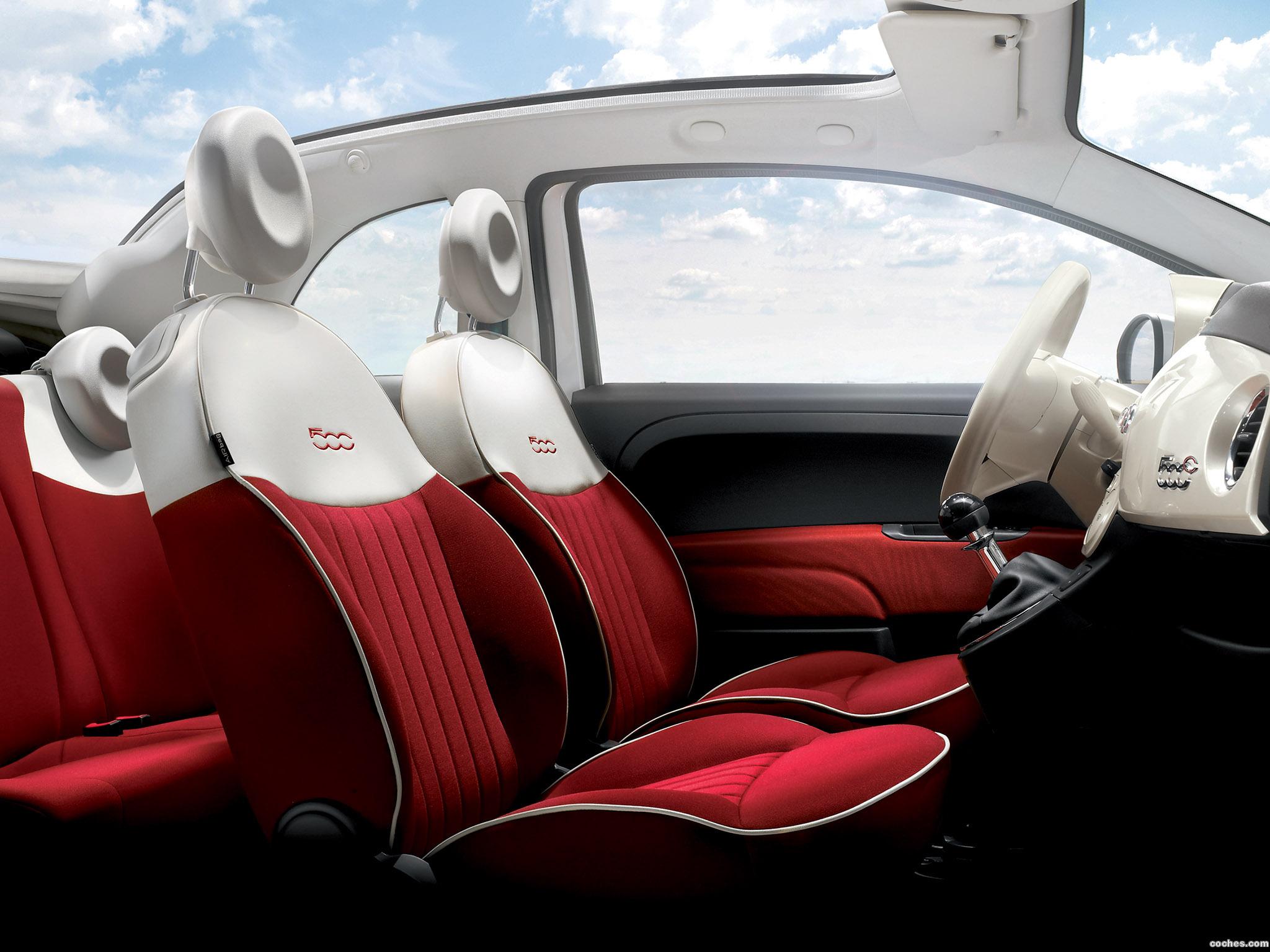 Foto 63 de Fiat 500C 2009