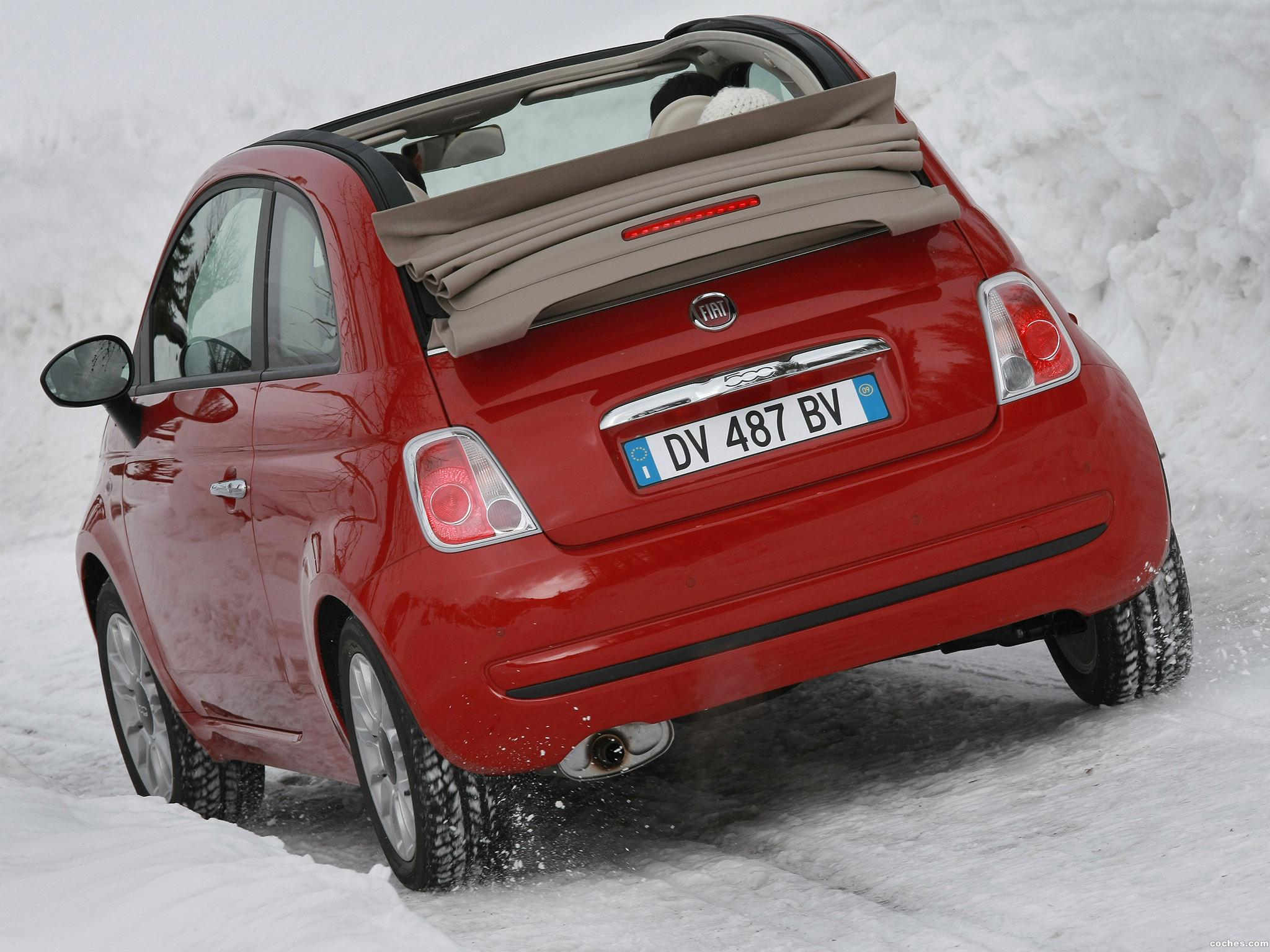 Foto 18 de Fiat 500C 2009