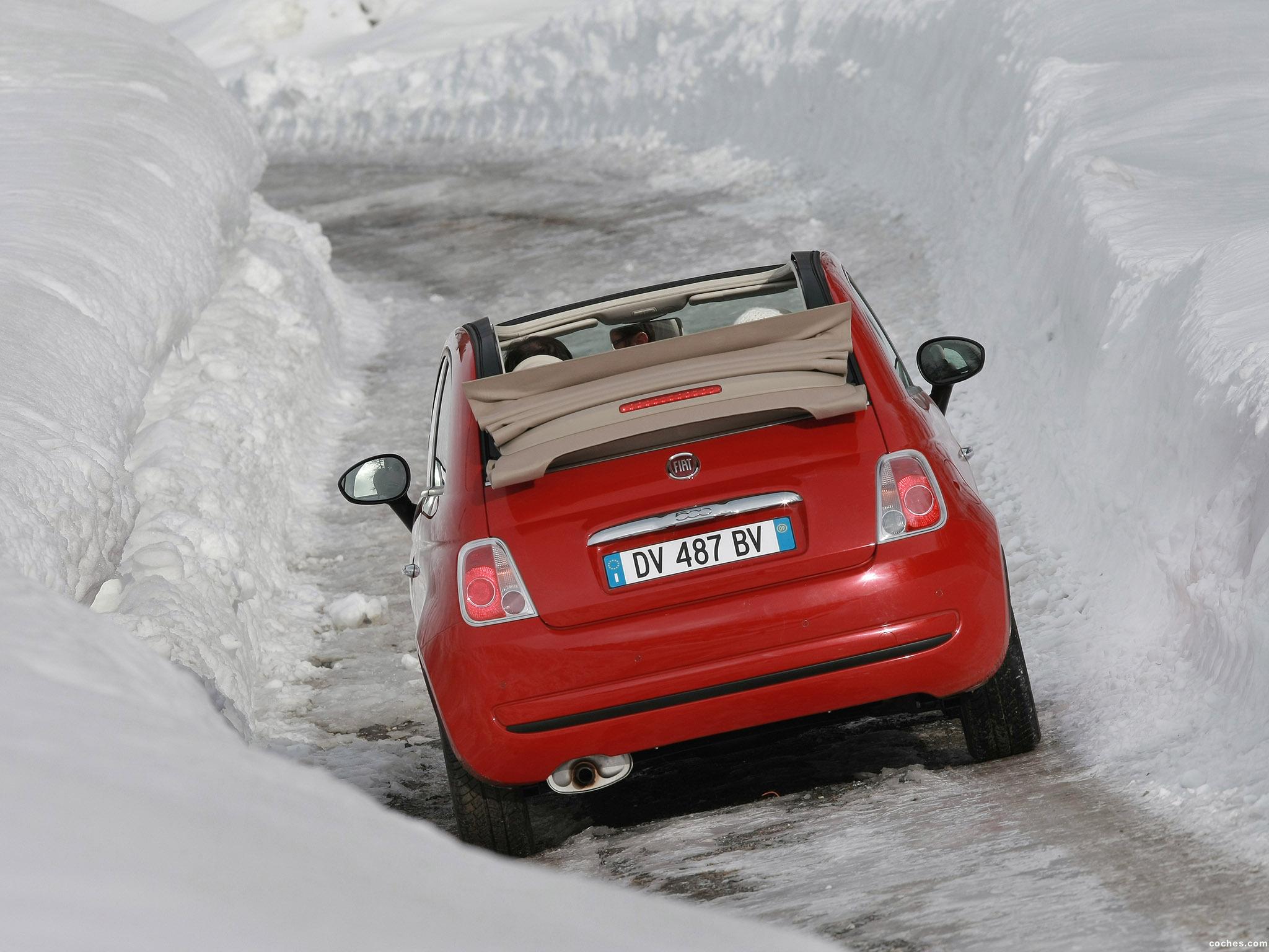 Foto 16 de Fiat 500C 2009