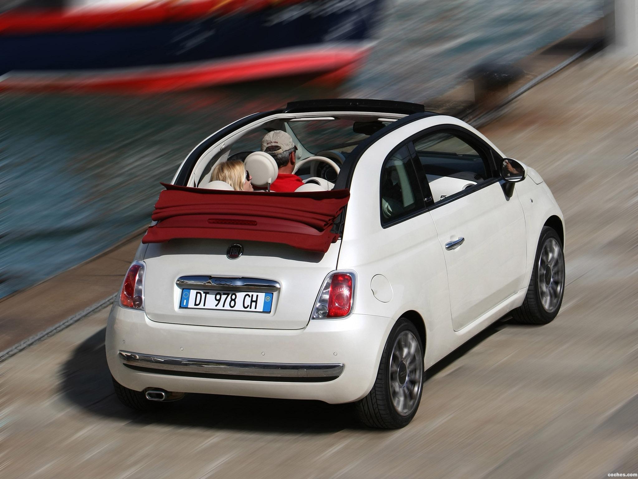 Foto 14 de Fiat 500C 2009