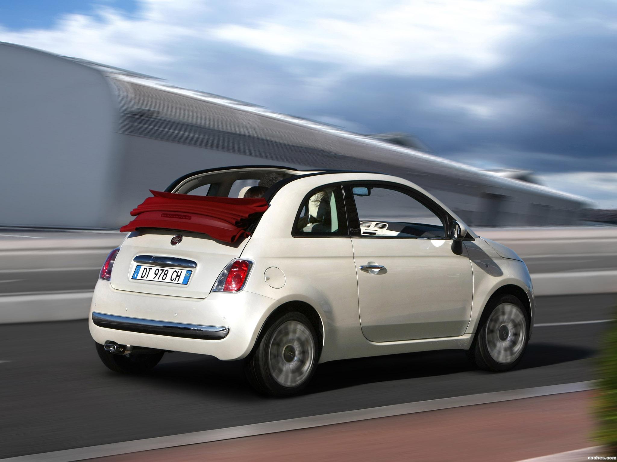 Foto 10 de Fiat 500C 2009