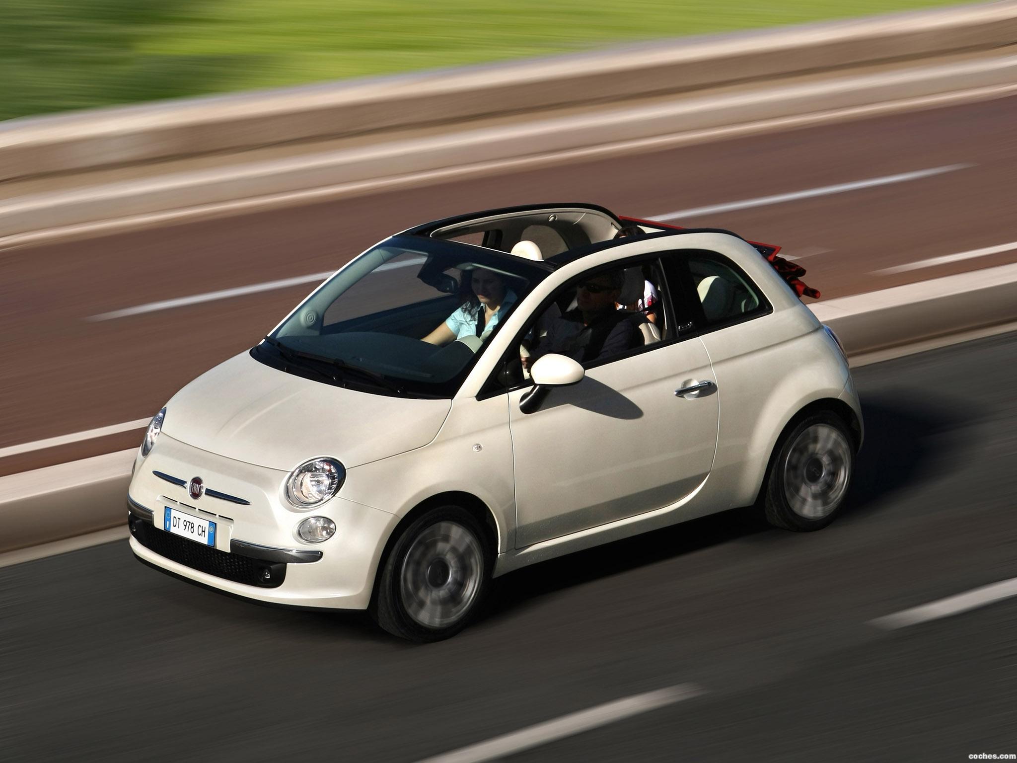 Foto 9 de Fiat 500C 2009