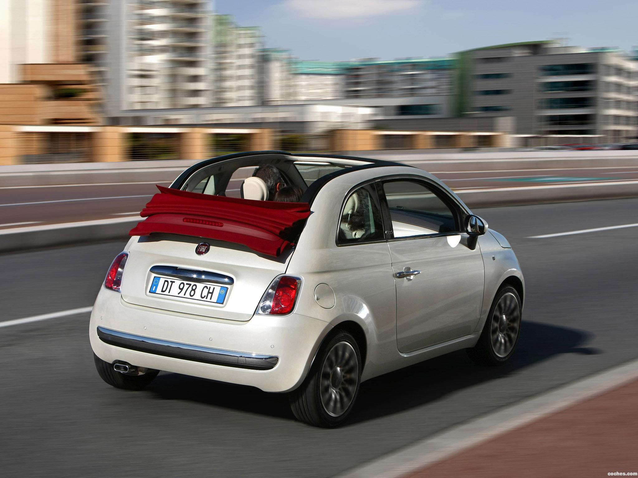 Foto 8 de Fiat 500C 2009