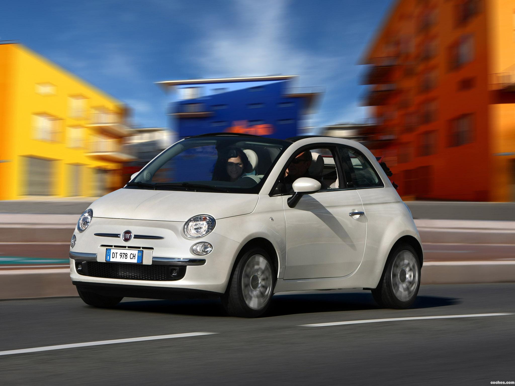 Foto 7 de Fiat 500C 2009