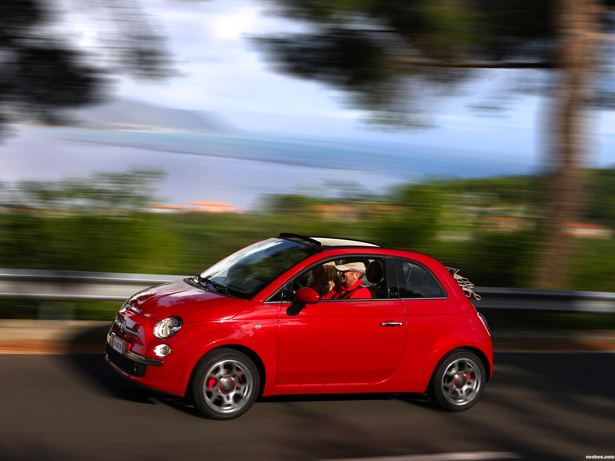 Foto 6 de Fiat 500C 2009